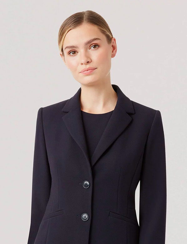 Hobbs women's fashion, suiting guide.
